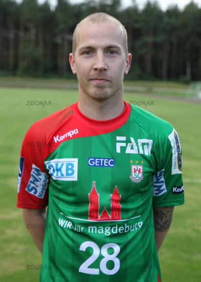 Robert Weber (SC Magdeburg Saison 2014/15)