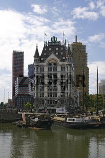 Das weiße Haus (Witte Huis) in Rotterdam, Niederlande