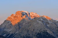 Morning in the Carnic Alps