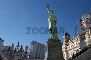 Las Vegas, Freiheitsstatue