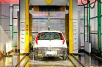 Carwash machine
