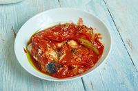 Trinidadian fish stew