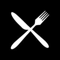 Besteck und Hintergrund - Cutlery and background