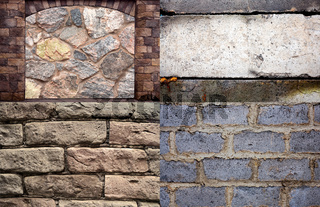 Several textures