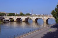 Paris, the Pont Neuf Bridge