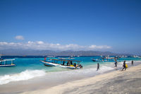 Gili Islands Boats