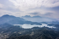 landscape of Sun Moon Lake