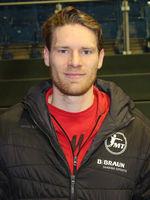 german handball player Tobias Reichmann MT Melsungen