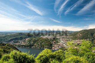Como Town and Lake