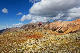 Hike in Colorado