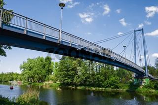Altstadtbrücke, Fürstenberg, Brandenburg