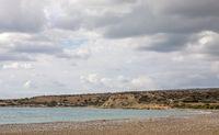 Strandabschnitt, Südwesten , Zypern