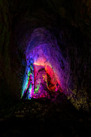 Stunning Huanglong Yellow Dragon Cave