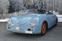 classic car 356 Speedster