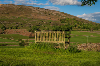 Between Langthwaite and Reeth, North Yorkshire, England
