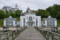 the Sellin Pier