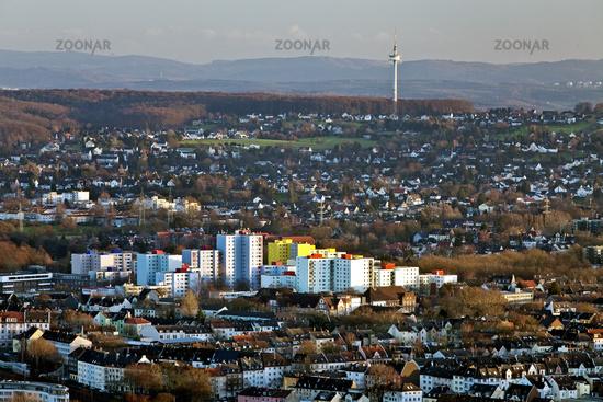 View of Dortmund, Germany.