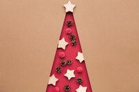Christmas Minimal Concept