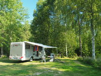 Motorhome in Nature