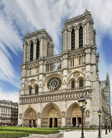 Cathedral in Paris