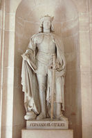 Ferdinand the Catholic - Madrid