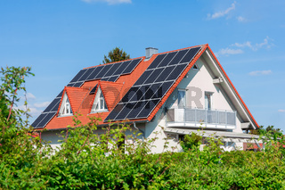 Alternative Energy for a Innovative House