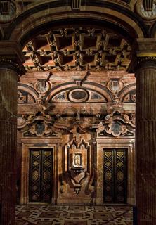 Kathedrale Sevilla, Spanien