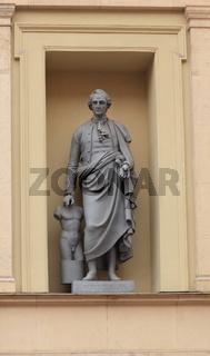 Winckelmann sculpture