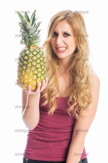 no desire to pineapple