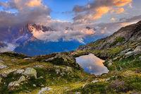 Lacs des Cheserys, Chesery lake - Mountain lakes Chamonix