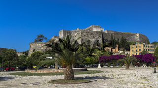 Neues Fort, Kerkira, Korfu