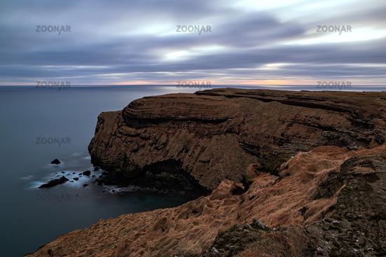 Vestmannaeyjar island, Iceland