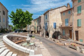 Historische Altstadt von Roquebrune-sur-Argens