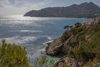 Landschaft an der Ostküste, Mallorca