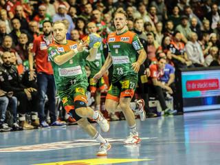 Daniel Pettersson, SC Magdeburg,  Liqui Moly HBL, Handball-Bundesliga Saison 2019-20