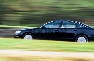schneller Fahrer