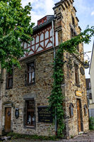 An historic building in Ahrweiler in Germany