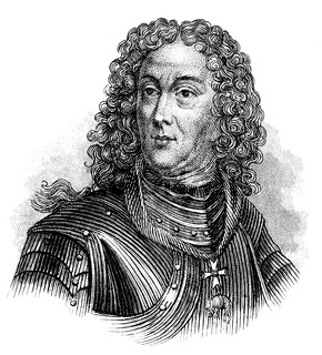 Eugene Francis, Prince of Savoy-Carignan, general and commander