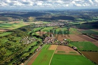 Sachsenheim und Gößenheim