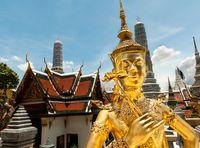Ki-nara at Grand Palace, Bangkok ,Thailand