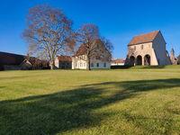Kloster monastery in Lorsch, germany