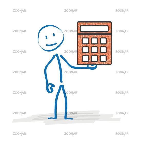 Stickman Pocket Calculator
