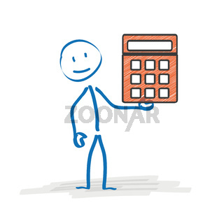Stickman Pocket Calculator