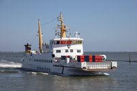 Passenger ferry Frisia IX