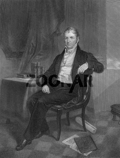 Eli Whitney, 1765 - 1825, an American inventor