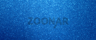 blue glitter christmas background