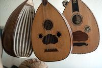 Handmade Oud, Istanbul, Turkey