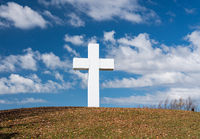 Great Cross of Christ in Jumonville near Uniontown, Pennsylvania