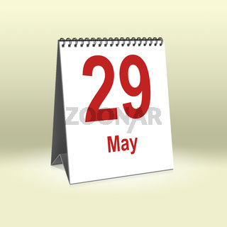 May 29th   29.Mai