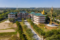 religious building of Yijing school